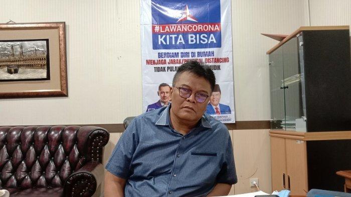 Wakil Ketua DPRD Provinsi Banten Sambut Baik Kedatangan Vaksin di Banten, Cak Nawa: Alhamdulillah