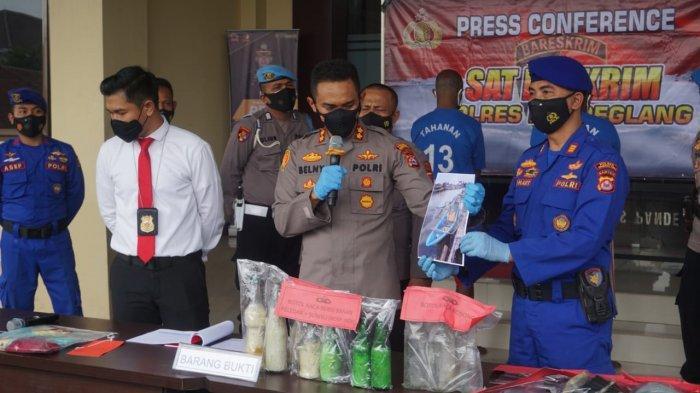 Tangkap Ikan di Wilayah Pandeglang Pakai Bahan Peledak, Dua Nelayan Asal Lampung Ditangkap Polair