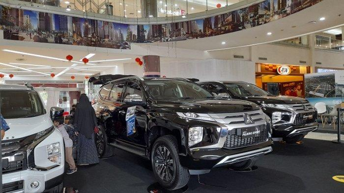 Lebih Dekat dengan Pajero Sport Facelift di Pameran Otomotif Mall of Serang Banten