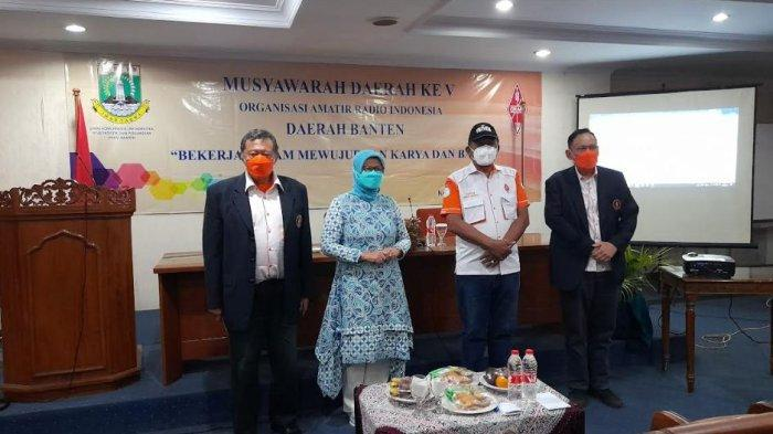 Musda Ke-5 ORARI Banten, Kadiskominfo Banten Apresiasi Kontribusi ORARI Untuk Banten