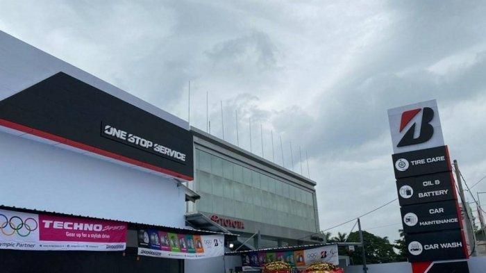 Buka Outlet Pertama di Banten, Diskon Spooring 50 Persen untuk Pembelian Empat Ban Bridgestone