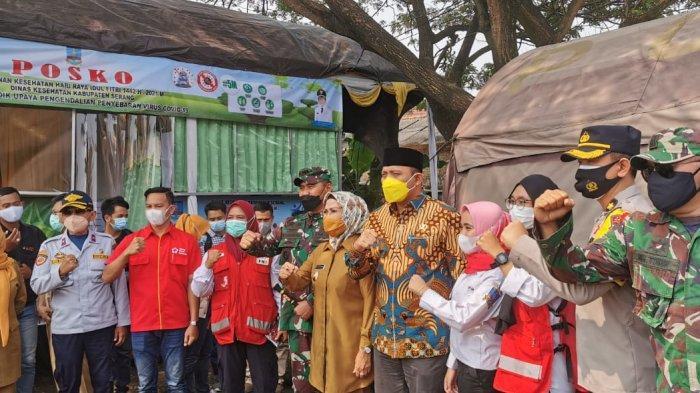 PMI Provinsi Banten Bantu TNI-Polri, Kerahkan 425 Relawan dan 12 Ambulans di 31 Pos Siaga Lebaran