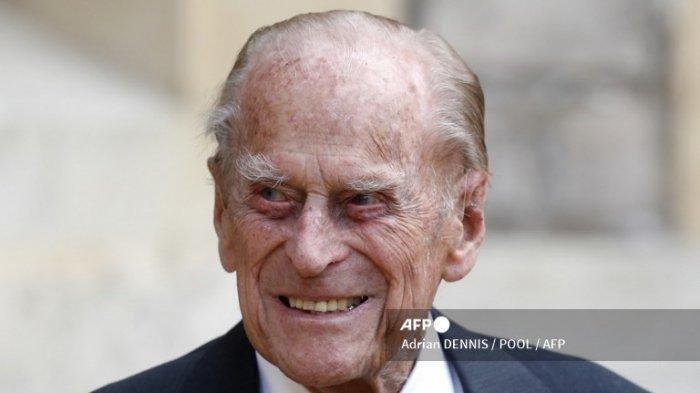 BREAKING NEWS: Pangeran Philip Suami Ratu Inggris Elizabeth II Meninggal Dunia