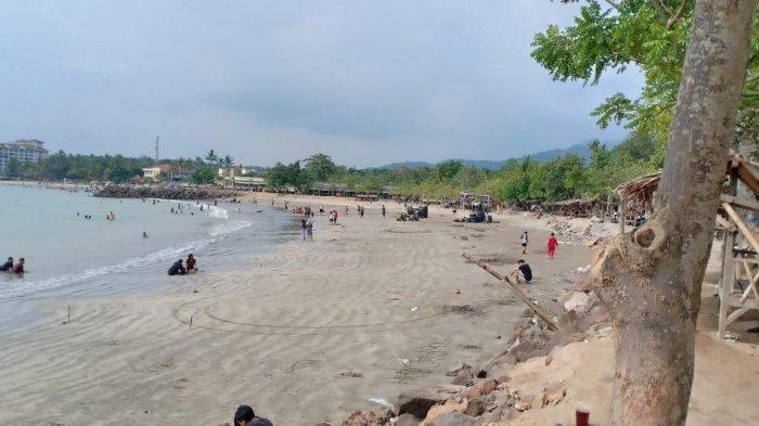 PSBB Banten Diperpanjang, Tempat Wisata Pantai Anyer dan Cinangka Kembali Dibuka