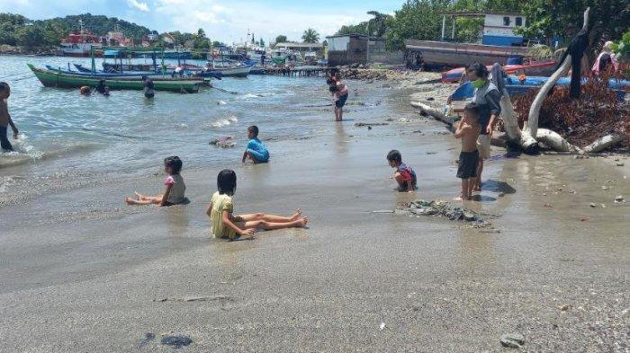 Liburan Murah Meriah di Merak, Pantai Mabak Bisa Jadi Alternatif Wisata di Cilegon