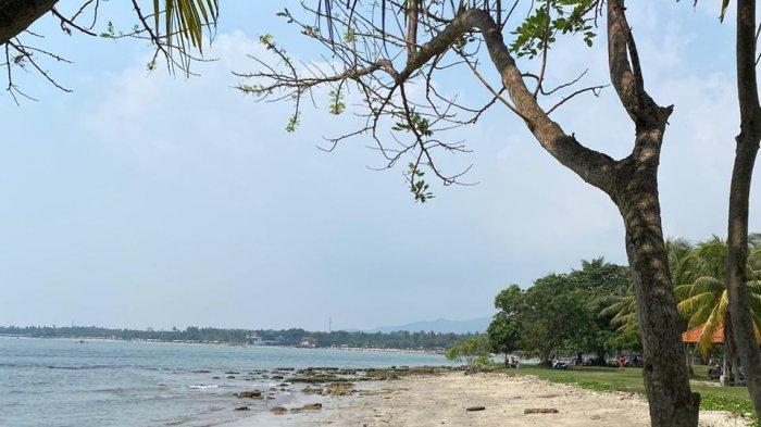 Bingung Habiskan Waktu Libur, Kunjungi Pantai Mutiara, Tawarkan Pesona Wisata Laut Tanah Para Jawara