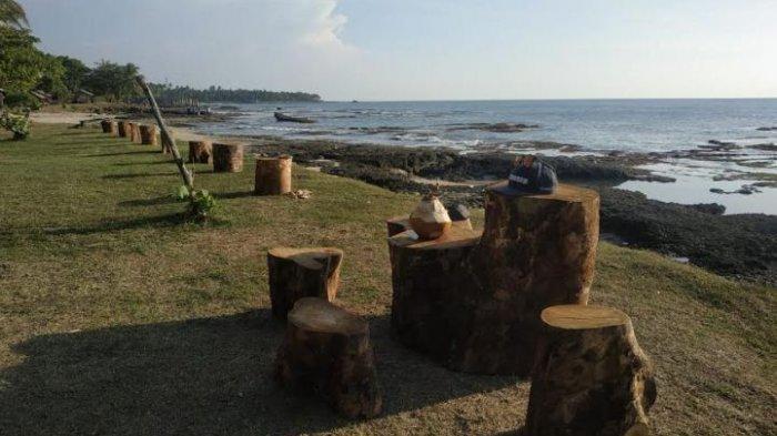 Pantai di Kawasan Anyer Ditutup Selama PPKM Darurat, Petugas Pantai Bingung Nafkahi Keluarga