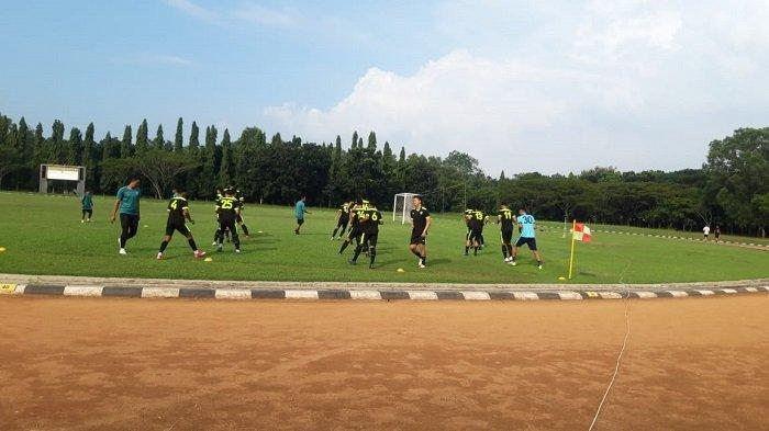 Liga 1 Sudah Bergulir, Perserang Mulai Gelar Latihan 1 September, Pelatih Pantau Fisik Pemain