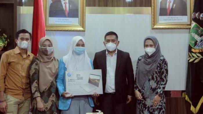 Profil Desi Maryana, Pelajar SMKN 1 Pandeglang Lolos Parlemen Remaja 2021, Ingin Tahu Cara Kerja DPR
