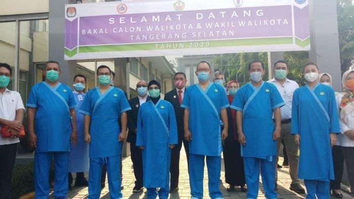 Pemeriksaan Kesehatan Bacalon Kepala Daerah Tangsel di RSUD Kabupaten Tangerang, Berikut Tahapannya