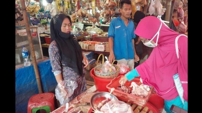 Suasana Pasar Anyar, Kota Tangerang