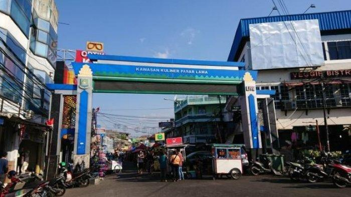Pedagang Pasar Lama Tangerang Khawatir dengan Penerapan PPKM Pekan Depan : Kami Rugi 50 Persen