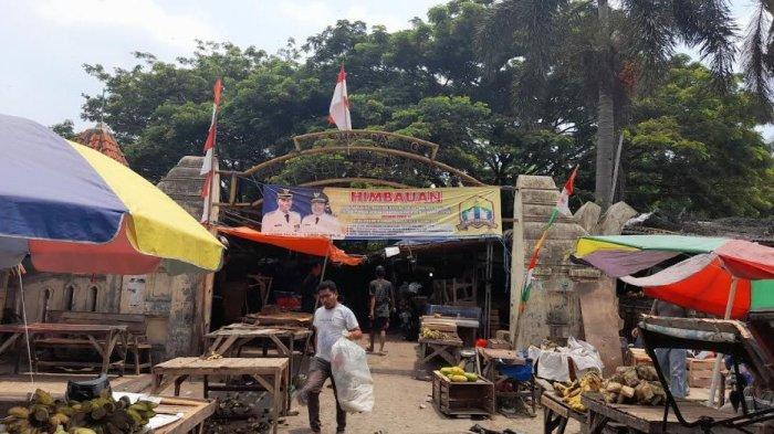 Pemkot Serang Pastikan Pedagang Pasar Taman Sari yang Direlokasi Tidak Dipungut Biaya
