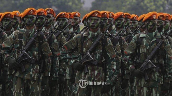Dibuka Pendaftaran Calon Perwira Prajurit TNI Tahun 2021 untuk Lulusan D4 dan S1, Ini Syaratnya