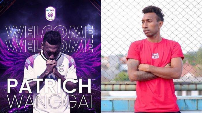 Profil Patrich Wanggai, Kekuatan Baru RANS Cilegon FC untuk Mewujudkan Asa Lolos Liga 1