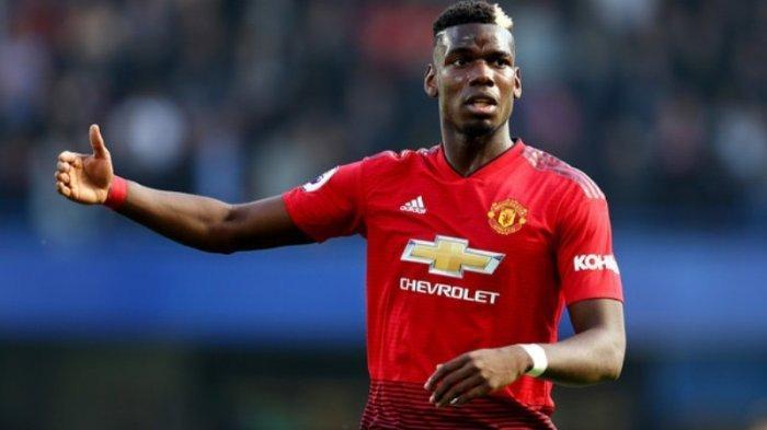 Bintang Manchester United Paul Pogba Positif Covid-19
