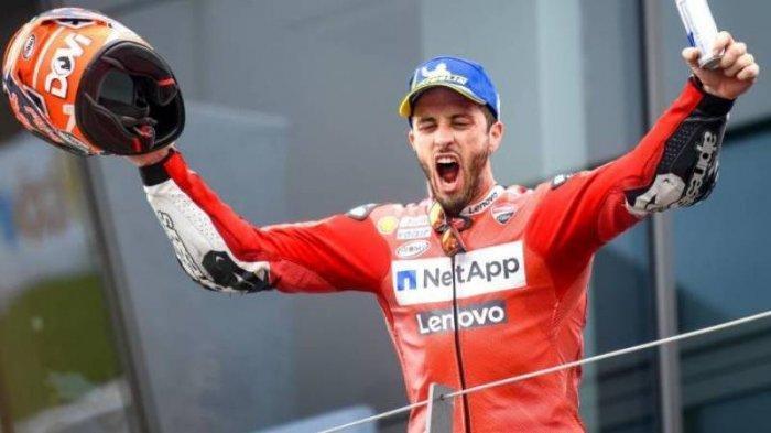 Hasil MotoGP Austria 2020 dan Klasemen, Dovizioso Pertegas Raja Red Bull Ring, Sebut Kemenangan Aneh