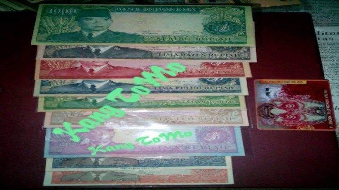 CEK FAKTA: Viral Uang Kuno Soekarno Dapat Menggulung Sendiri, Ini Hasilnya
