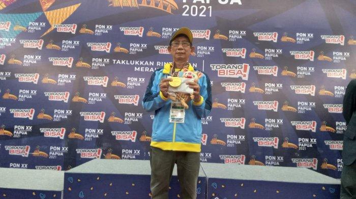 Pecatur Danny Juswanto Raih Medali Emas, Banten Dapat Satu Emas dari Catur di PON XX Papua
