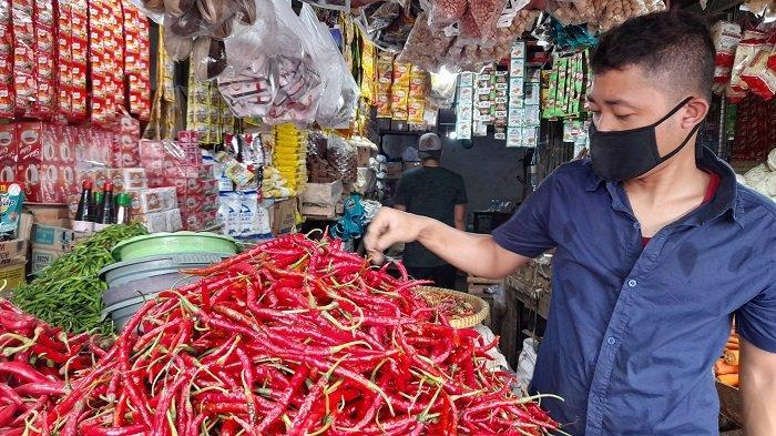 Harga Bahan Pokok di Pasar Rau Stabil Jelang Idul Adha, Ini Daftar Harga Barang yang Naik