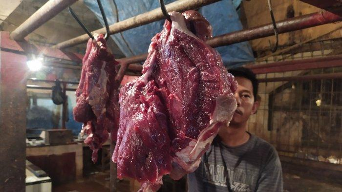 300 Pedagang Daging Sapi Kota Serang Bakal Mogok 5 Hari Mulai Jumat Besok, Pengusaha Siap Stok