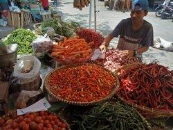 Berikut Harga-harga Kebutuhan Pokok di Kota Tangerang