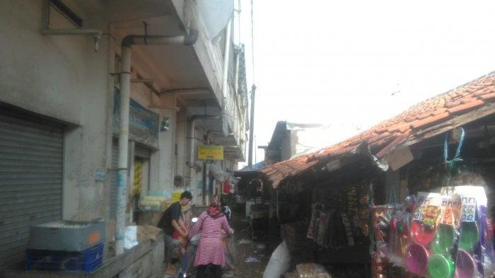 Pedagang Ingin Pasar Ciruas Kabupaten Serang Dibenahi