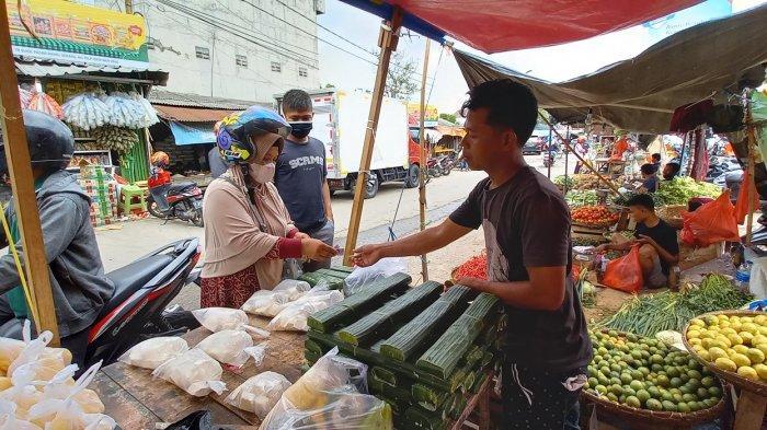 Harga Tahu dan Tempe di Pasar Rau dan Pasar Ciruas Serang Naik, Pedagang Gorengan Perkecil Ukuran