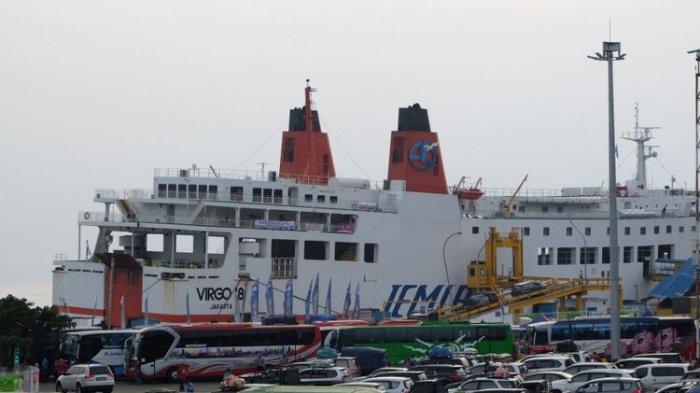 Masih Ada 32 Kapal Beroperasi di Pelabuhan Merak Saat Diberlakukan Larangan Mudik 6-17 Mei