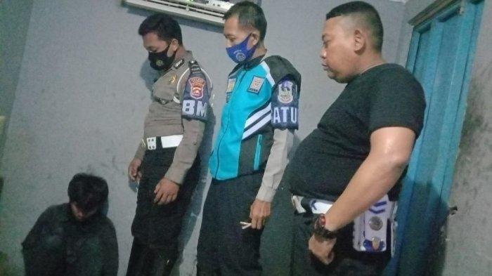 Begal Payudara Beraksi di Bojonegara Cilegon Sempat Kabur, Ditangkap Petugas Dishub dan Polisi