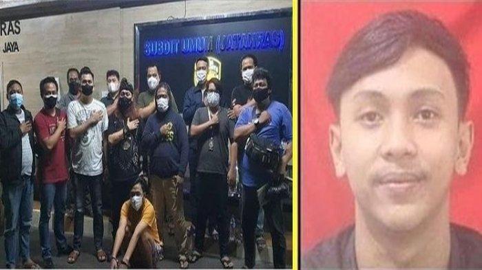 Buronan Penyok Pelaku Penyerangan Polisi di Cilandak Ditangkap, Terlibat Pembunuhan di Usia 17 Tahun