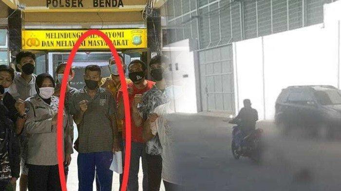 Pria yang Menyeret Anjing 6 Km di Tangerang Ditangkap, Hewan Malang Itu masih Hidup Tapi Penuh Luka