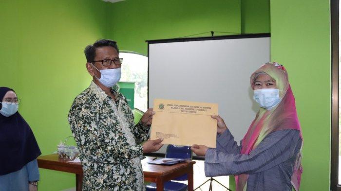 10 Pelaku UMKM Dapat Sertifikasi Halal Gratis dari MUI Banten