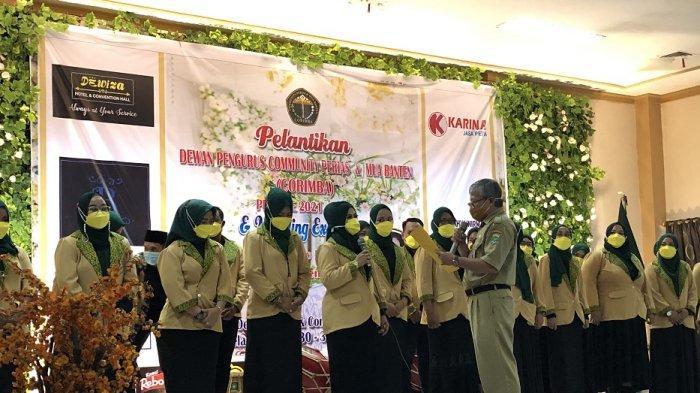Selamat! Dewan Pengurus Community Perias dan MUA Banten Dilantik, Semoga Sukses dan Berkembang