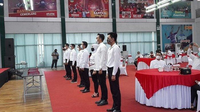 Pengurus di 8 Kota/Kabupaten Dilantik, Ketua ESI Banten: Kami Antarkan Atlet ke Kancah Internasional