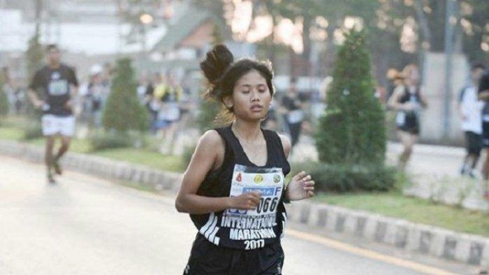 Pipih Dzurotun Nafisah, Atlet Kota Cilegon Penyabet Banyak Prestasi: Terasa Hidup dari Lari