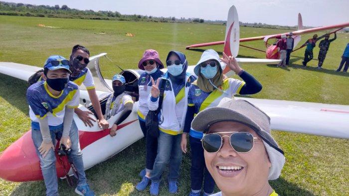 Atlet Terbang Layang asal Banten Terpaksa Pulang Tanpa Medali dari Ajang PON XX Papua 2021