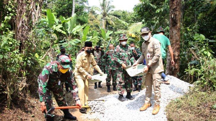 Dandim 0602/Serang Kolonel Inf Soehardono Sebut Konsep Bupati Serang Jadikan Pegunungan Rasa Kota