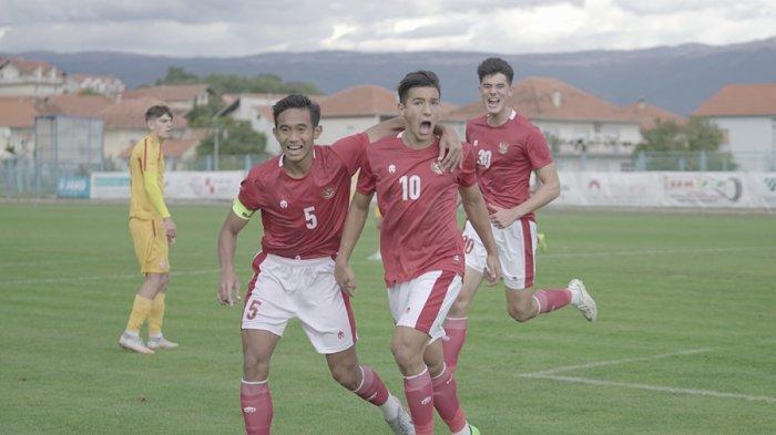 Untuk Kali Pertama, 4 Pemain Eropa Main Bersamaan di Timnas U-19, Langsung Sikat Lawan 4-1