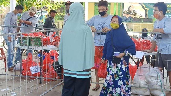 Penyembelihan Hewan Kurban di Masjid Ini Terapkan Protokol Kesehatan Ketat
