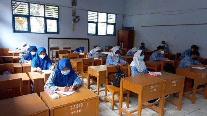 Simak! Syarat Sekolah Tatap Muka di Masa Pandemi Covid-19, Hanya di Wilayah PPKM Level 1-3