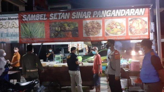 Razia PPKM Darurat, Sejumlah Kafe dan Restoran di Tangsel Ditutup Paksa