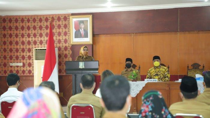 Kabupaten Serang Capai Nilai Baik di MCP yang Ditetapkan KPK Dalam Pencegahan Pemberantasan Korupsi
