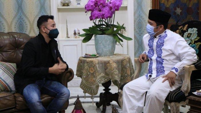 Blak-blakan, Wali Kota Tangerang Bocorkan Hasil Pertemuan dengan Raffi Ahmad, Bahas Nasib Persikota