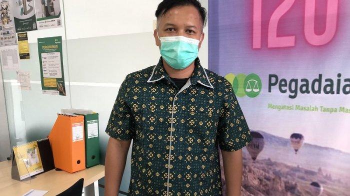 PT Pegadaian Cabang Serang Targetkan Salurkan Pinjaman Rp 35 Miliar pada Ramadan 1442 Hijriah