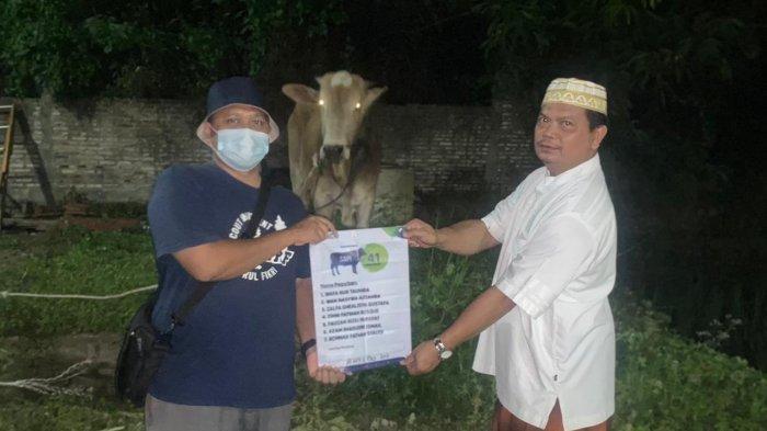 Pemkab Serang Salurkan Daging Kurban 45 Ekor Sapi dan Kambing ke Yayasan, Ponpes, dan Panti Asuhan