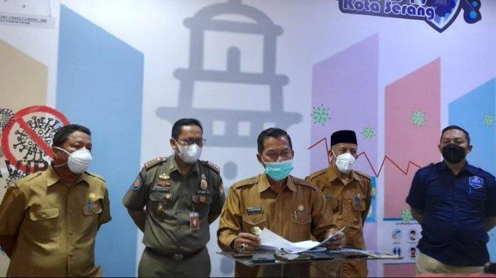 Ruang ICU di Rumah Sakit Rujukan Covid-19 di Kota Serang Nyaris Penuh
