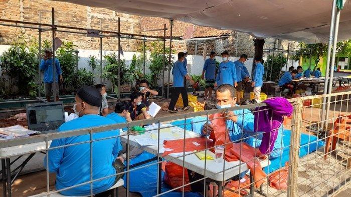 Hari Raya Idul Adha, Masjid Al Muhajirin Serang Potong 24 Hewan Kurban
