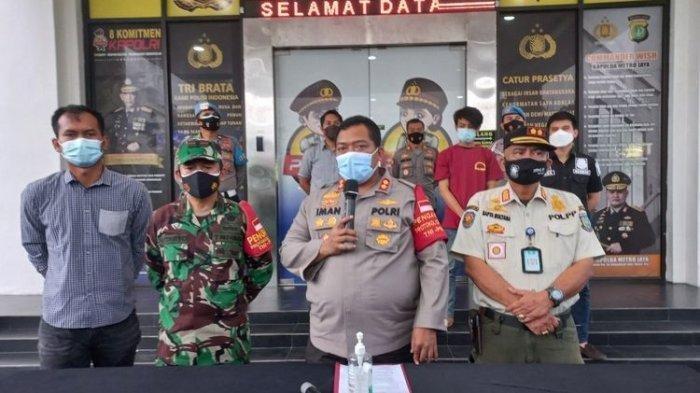 Viral Ngaku Saudara Jenderal, Begini Nasib Pria Tangsel yang Langgar Prokes saat PPKM Darurat