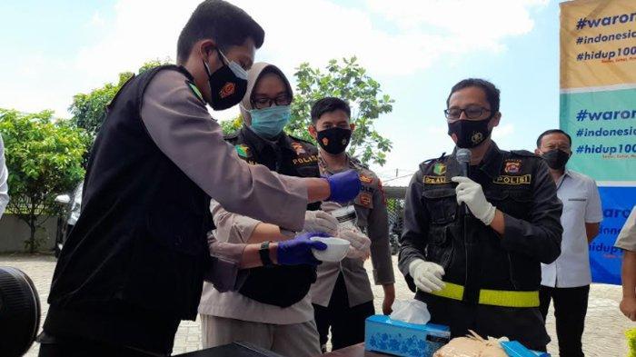 BNNP Banten Musnahkan 3,58 Kg Narkoba, Diselundupkan di Lipatan Baju Hingga Selangkangan